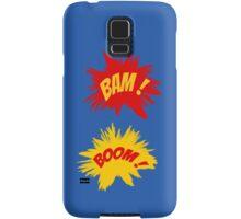 BAM! Samsung Galaxy Case/Skin