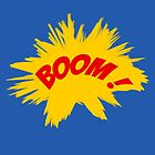 BOOM! by nimbusnought