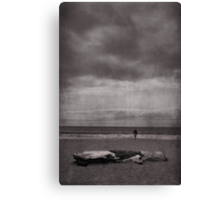 When You're All Alone In This Life Canvas Print
