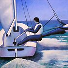 The sea by Alan Kenny