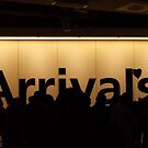 The Arrivals by Jamal Nasir