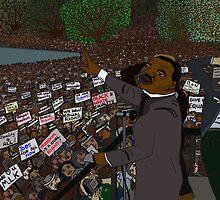 I have a dream by Karen Elzinga