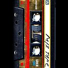 Maxell Gold Mix cassette tape iphone 5, iphone 4 4s, iPhone 3Gs, iPod Touch 4g case by pointsalestore Corps