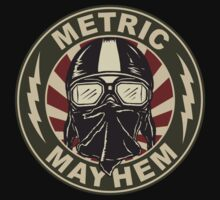 Metric Mayhem Rider 2 by Jesse Scroggins