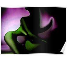 Green Venom Poster