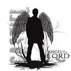 Castiel the Angel by ElocinMuse
