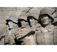 German soldiers. Photographic Print