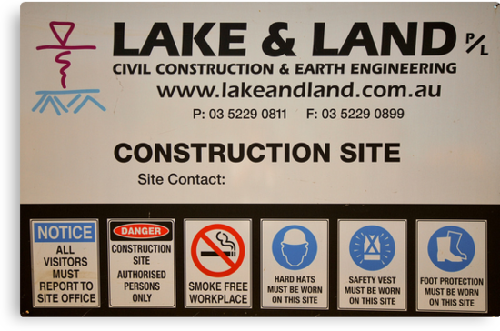 Lake and Land Pty Ltd by Earthworks
