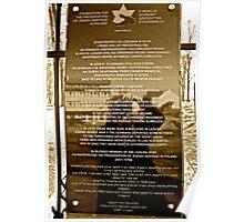 IN BLESSED MEMORY OF THE LEŻAJSK JEWS . Tribute to Leżajsk Jews . Doctor Faustus. Harcikn Dank ! A dank ojch zejer!   1 favoritings 111 views .  .  Poster