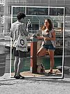 What we did on our honeymoon, in public by awefaul
