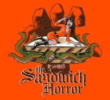 HP LoveKRAFT's the Sandwich Horror by Gimetzco