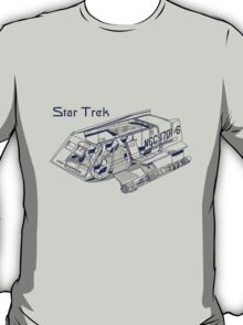 Star Trek Shuttle T-Shirt