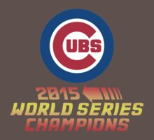 2015 World Series Champions by Coattails