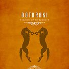 Dothraki iPhone Cover by liquidsouldes