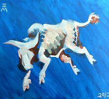 Jumping Bull by Ellen Marcus