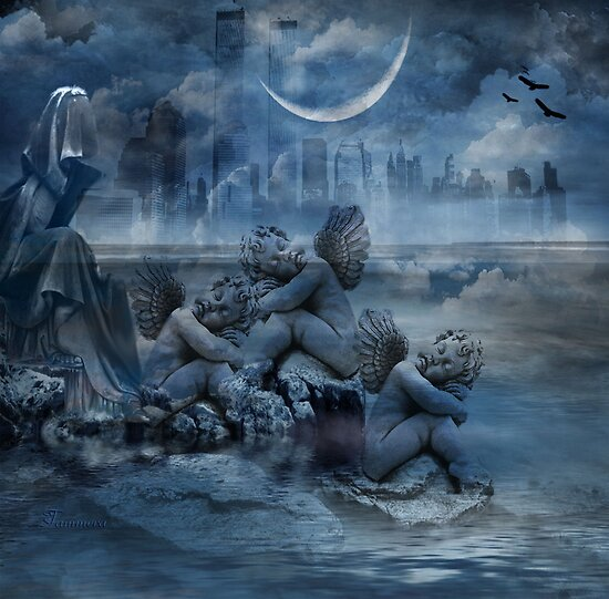 THE NIGHT THE ANGELS SLEPT by Tammera