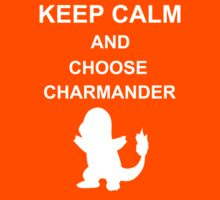Keep Calm and choose Pokemon! by jem16