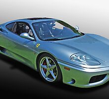 Ferrari 360 Modena by TeaCee