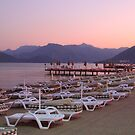Marmaris Sunset by Emma Holmes