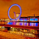 London Eye by RodrigoCunha
