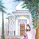 Mughal Miniature 02 by mubesher
