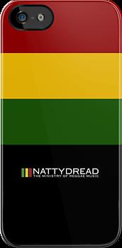 Dreadlock Rasta by artchastudio