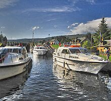 """Fort Augustus "" by peaky40"