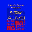 Hunger Games - Stay Alive - HAHA! by amanoxford