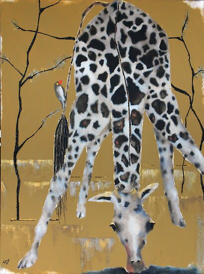 Bird and Giraffe by Tom Norton