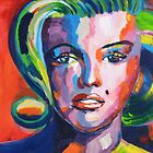 Marilyn by mehandi