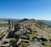 Mam Tor by cameraimagery