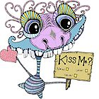 Kiss Me? by CherylTDesigns