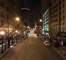 East Illinois St. by eegibson