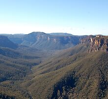 The Blue Mountains by mountainpics