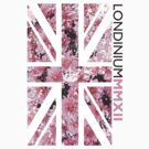 London 2012 - Londinium MMXII Union Jack Floral by Lordy99