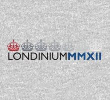 London 2012 - Londinium MMXII Crowns Kids Clothes
