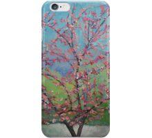 Eastern Redbud Tree iPhone Case/Skin