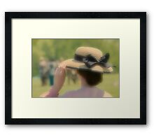 """"""" Johnny Never Came Marching Home.....ever """" Framed Print"""