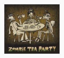 zombie tea party  T-Shirt
