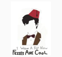 Fezzes Are Cool by Mae073465