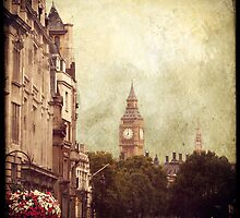Flowers of Big Ben by Marc Loret