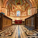 Mosaics at Copford by hebrideslight