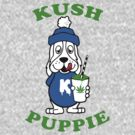 Kush Puppy by waxmonger