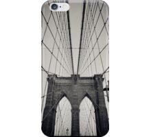 Brooklyn Bridge - New York City | B/W - iPhone/iPod iPhone Case/Skin