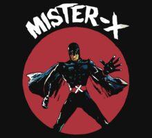 Mister X by loogyhead