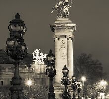 Pont Alexandre III by KeiserOne