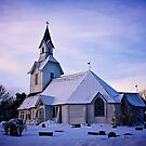 Sugar-coated church by LadyFi