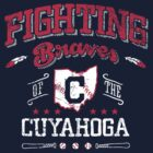 Fighting Braves of the Cuyahoga by WeBleedOhio