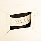 Verdejo Wine by Amber Leigh Summers