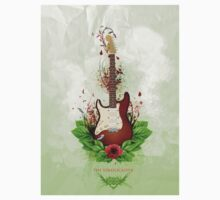 The Stratocaster by Smudgers Art